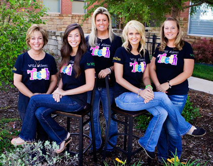 Meet The Team Pediatric Dentist In Mansfield Tx